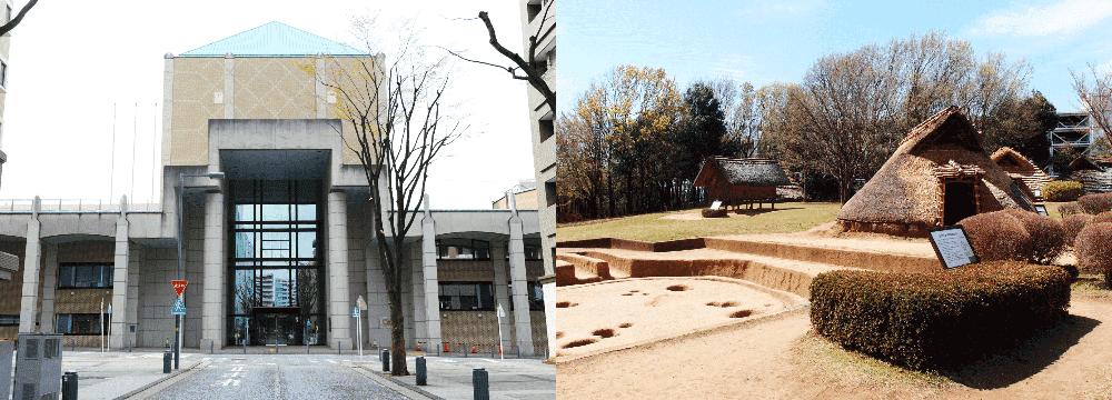 横浜市歴史博物館 外観
